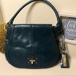 Relic teal hobo crossbody purse NWT